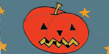 Marque-places Halloween